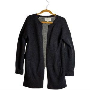 Brochu Walker Alpaca Wool Blend City Open Cardigan